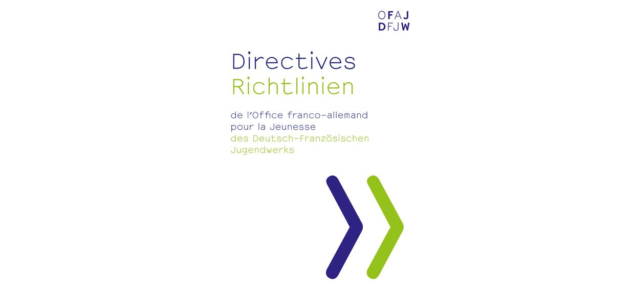 Directives Richtlinien 2018