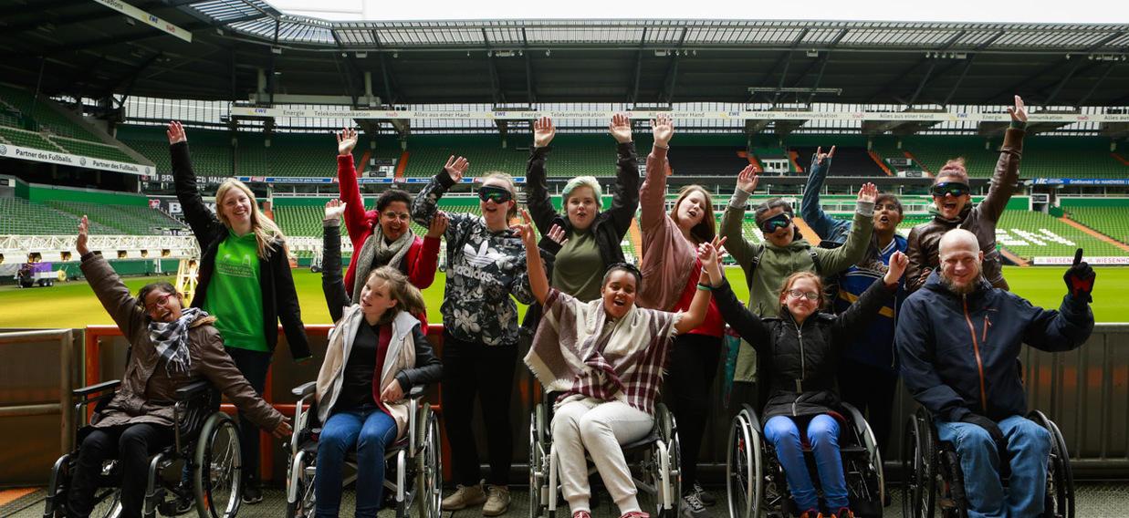 Lernort Stadion Bremen