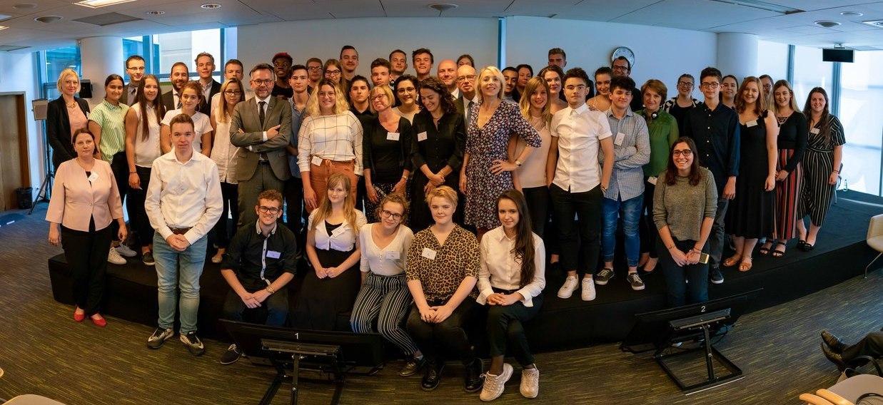 Young Europeans Award Preisverleihung 2018