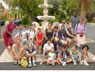 Centre Azur Groupe De Jeunes Aux Embiez