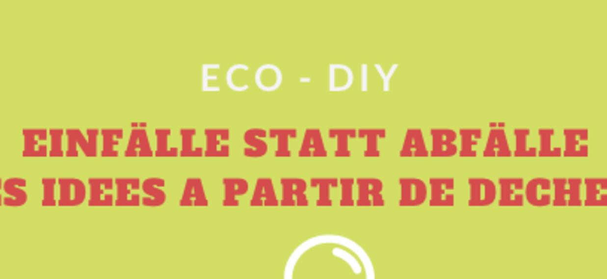 Copie De ECO DIY