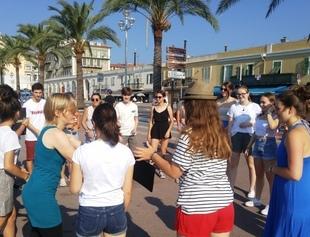 Energizer Promenade Nizza II Marcel Saur