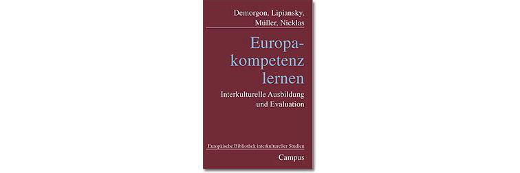 Europakompetenz Lernen Interkulturelle Ausbildung Und Evaluation - bandeau