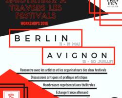 Flyer Berlin Avignon Franz 1