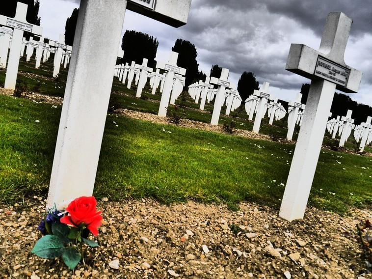 Graber in Verdun