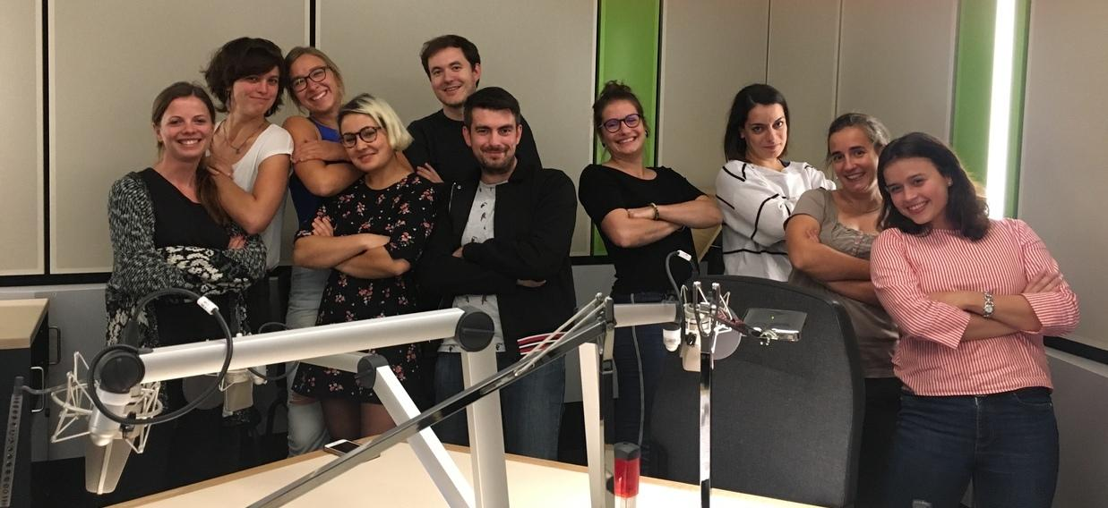 Radioseminar in Berlin