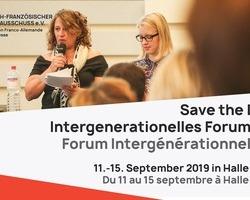 Intergenerationelles Forum