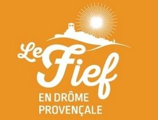 Le Fief Logo Orange
