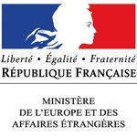 Logo Ministère Europe Affaires Etrangères