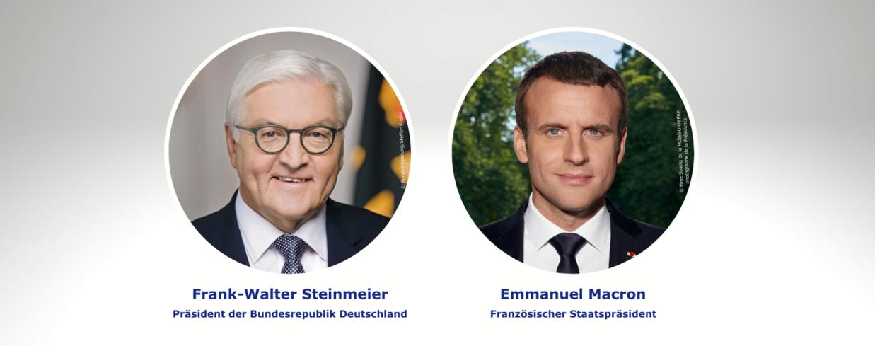 Macron Steinmeier VA