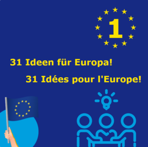 Mois de l europe jour 1