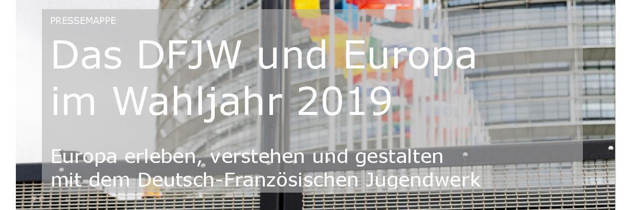 Pressemappe DFJW Europa Foto