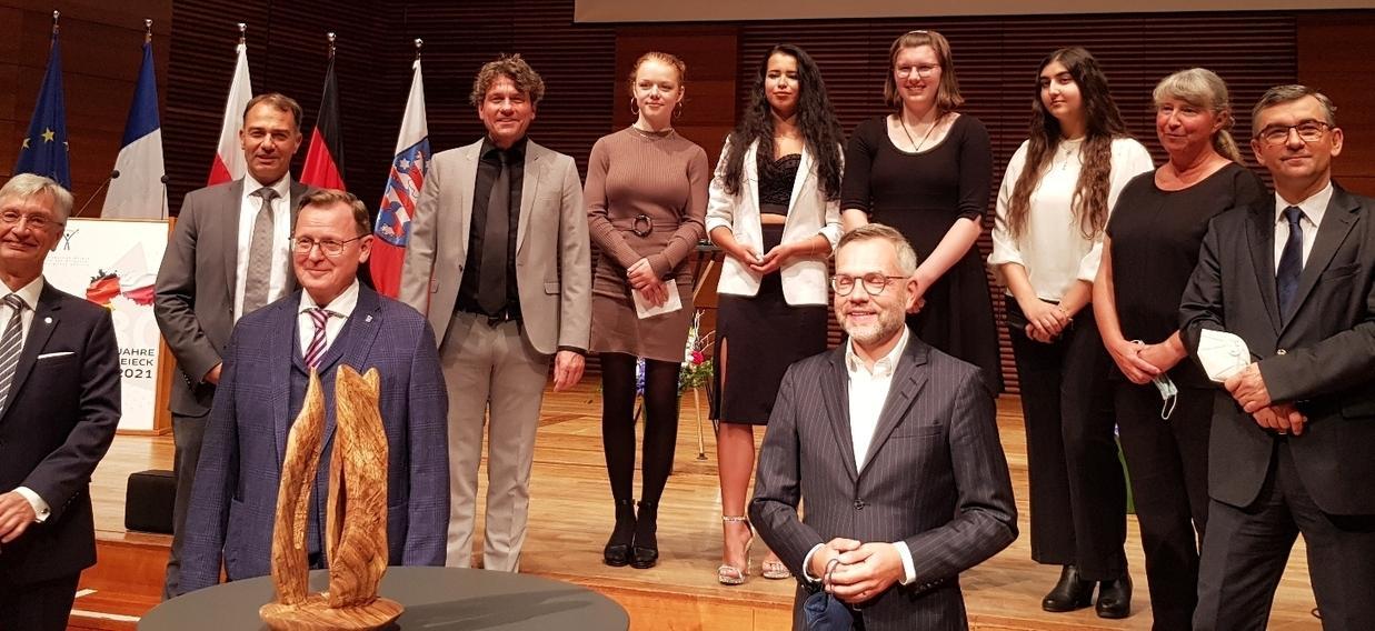 Prix Triangle De Weimar Kinema Gruppe