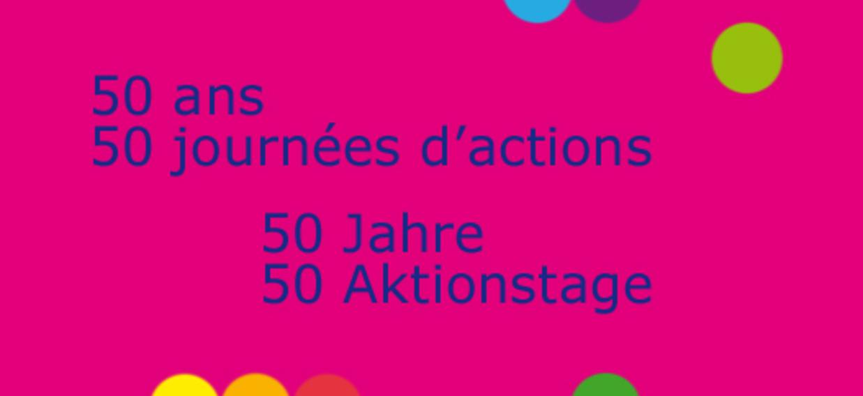 50 journées d'actions