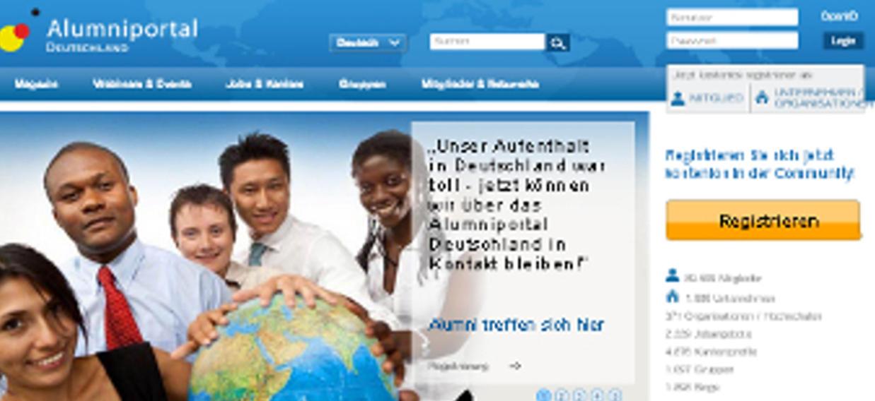 une-alumniplattform-deutschland