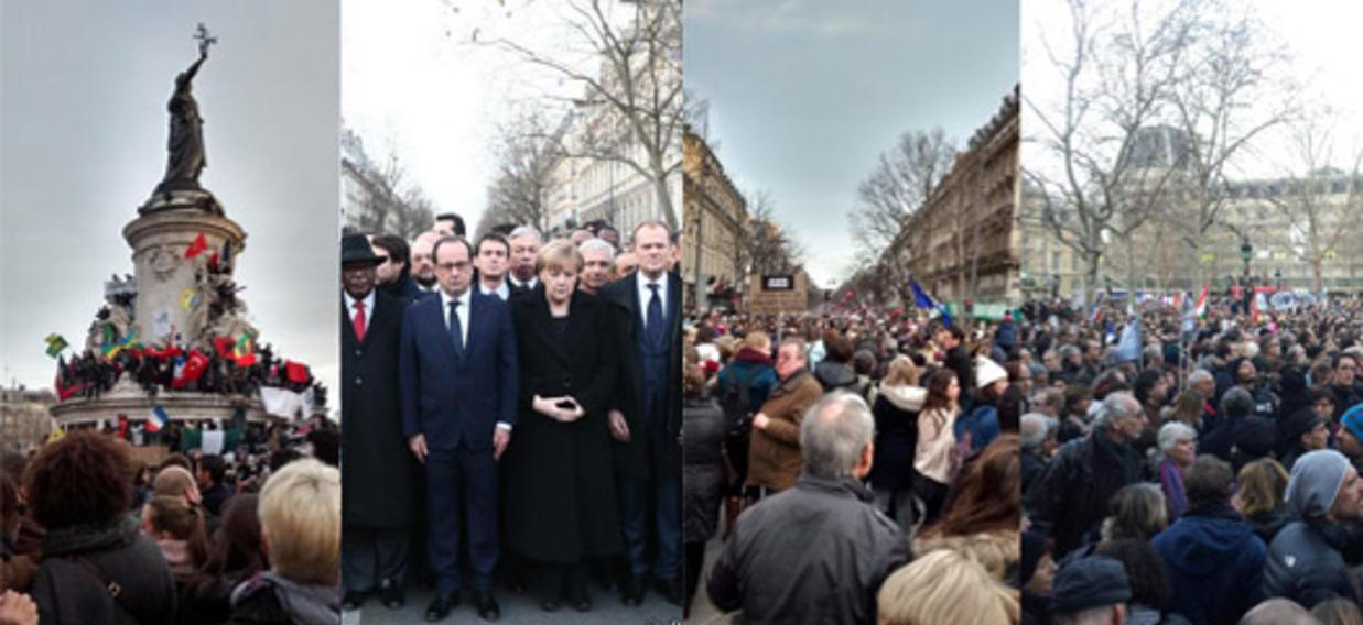 Attentat Paris 07.01.2015