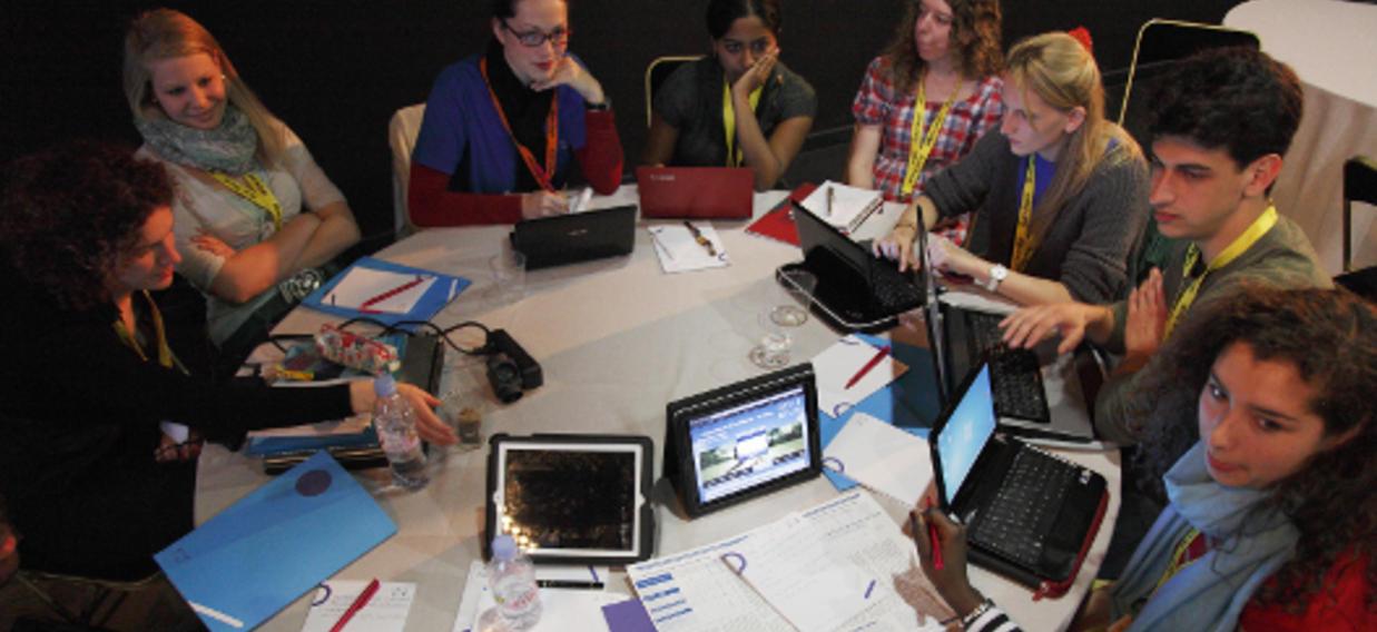 Appel à candidatures : projet de blog franco-allemand « Jeunes observateurs en campagne » !