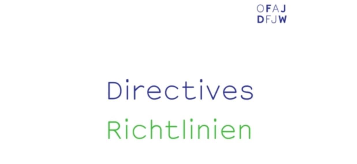 Directives OFAJ 2013