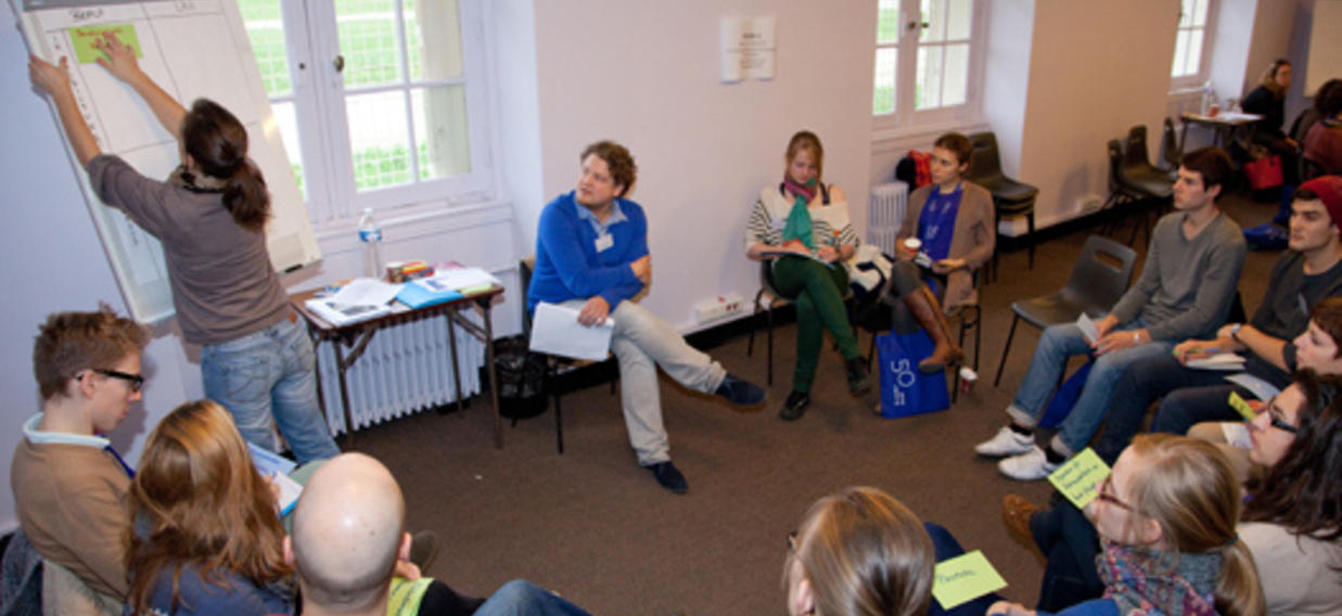 Réunion des jeunes ambassadeurs 2013 à Berlin