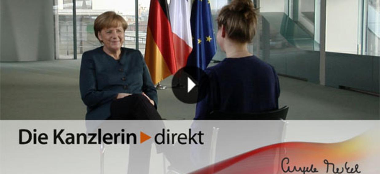 Podcast Merkel