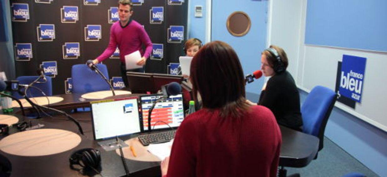 Atelier Radio 2013 à Nice