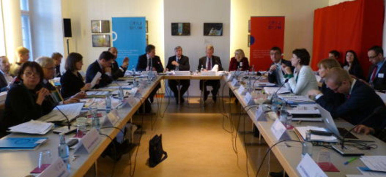 Conseil d'administration de l'OFAJ 2013