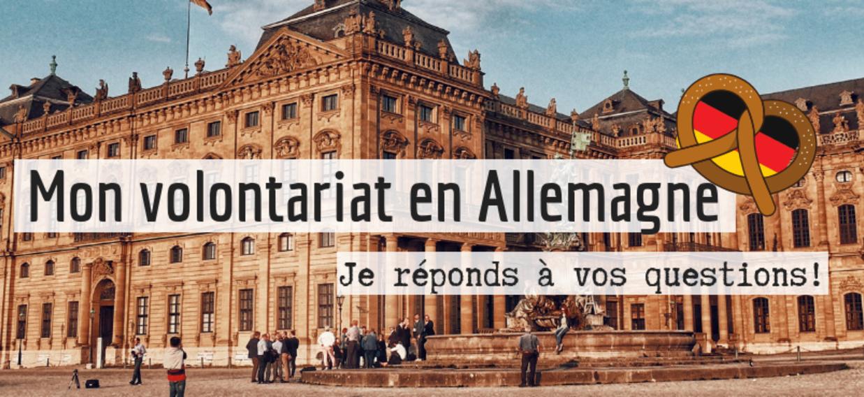 Volontariat Allemagne